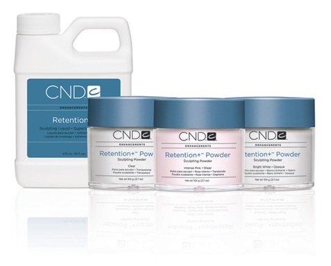 CND Retention Plus Powder