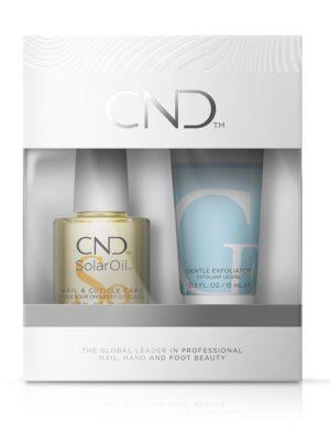 CND SolarOil og Cuticle Eraser Nail Care Kit