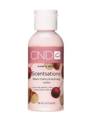 CND™ Scentsation Black Cherry & Nutmeg