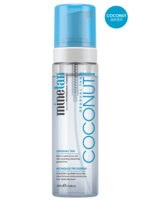 Minetan Coconut Water Everyday Glow Gradual Tan