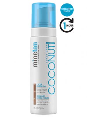 Minetan Coconut Water Tanning Foam