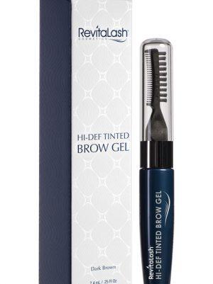 RevitaLash® Hi-Def Tinted Brow Gel Bryn Mascara