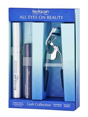 Revitalash all eyes on beauty kit