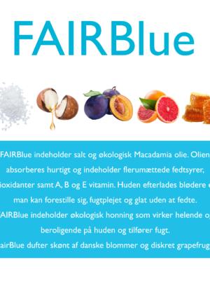 ScrubOff FairBlue ingredienser