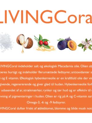 ScrubOff LivingCoral