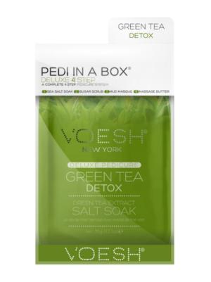 VOESH Pedi In a Box - Green Tea Detox