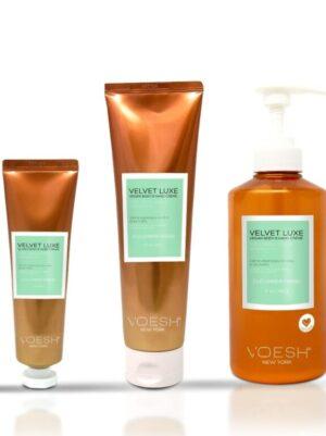 VOESH Velvet Luxe Vegan Body & Hand Creme - Cucumber Fresh