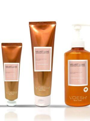 VOESH Velvet Luxe Vegan Body & Hand Creme - Tangerine Glow