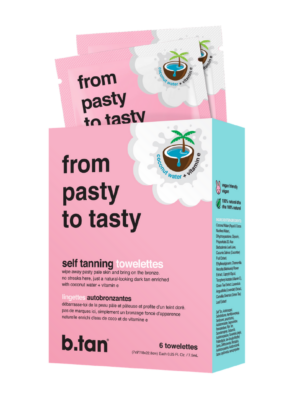 b.tan From Pasty To Tasty (6 stk i æske)