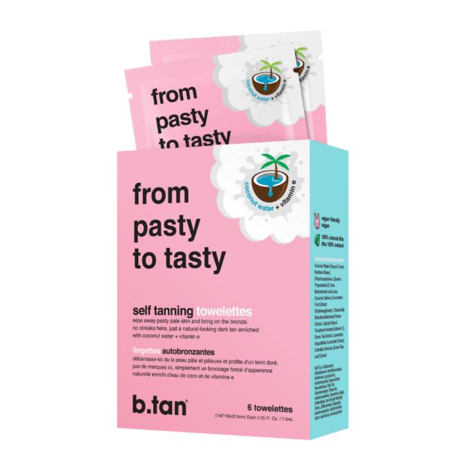 b.tan From Pasty To Tasty (6 stk i æske)