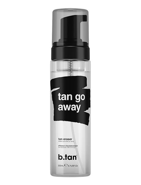 b.tan Tan go away mousse