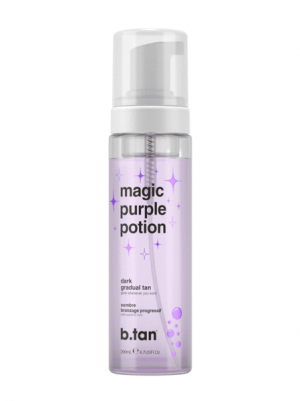 b.tan Magic Purple Potion
