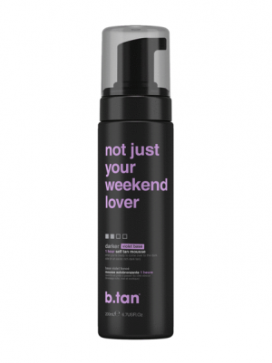 b.tan Not just your weekend lover