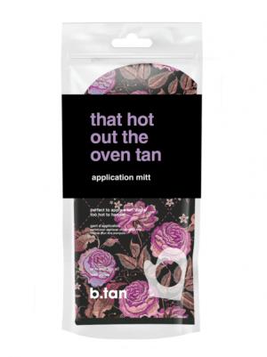 b.tan That Hot Ouf Of The Oven Tan Mitt