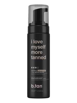 b.tan I love myself more tanned