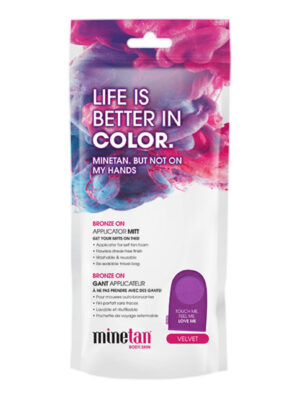 Mine Life is better in Color Mitt